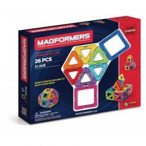 set magnetic de construit